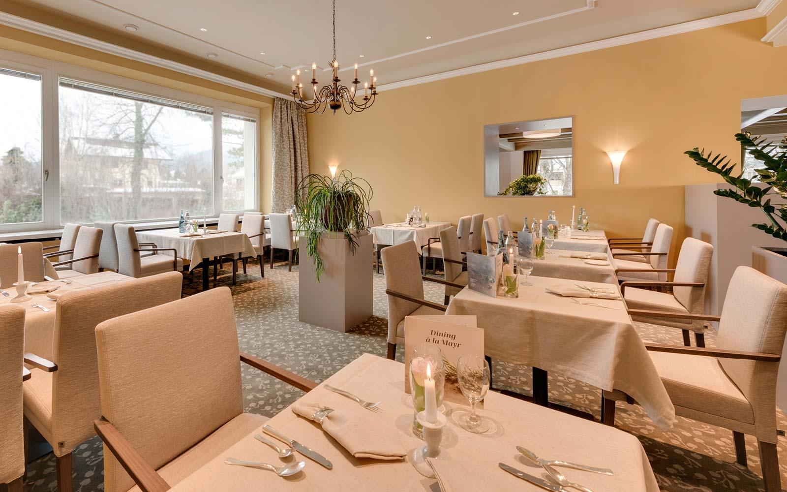 Mayr Clinic Hotel Park Igls Tyrol Austria