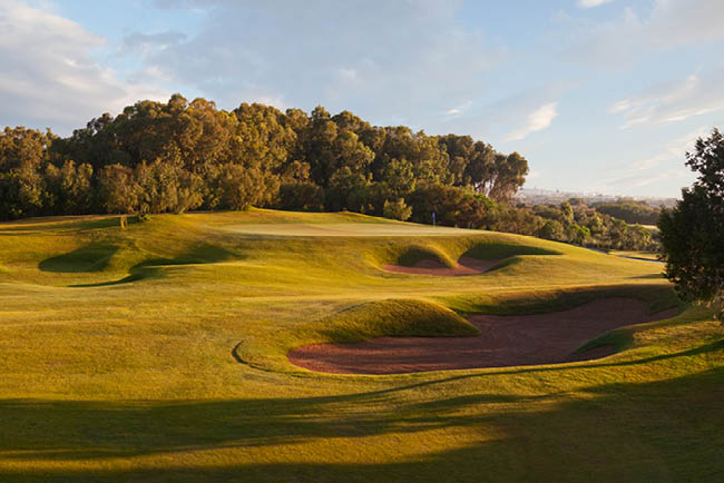 Niche Destinations Golf Destination Golf Mogador Morocco
