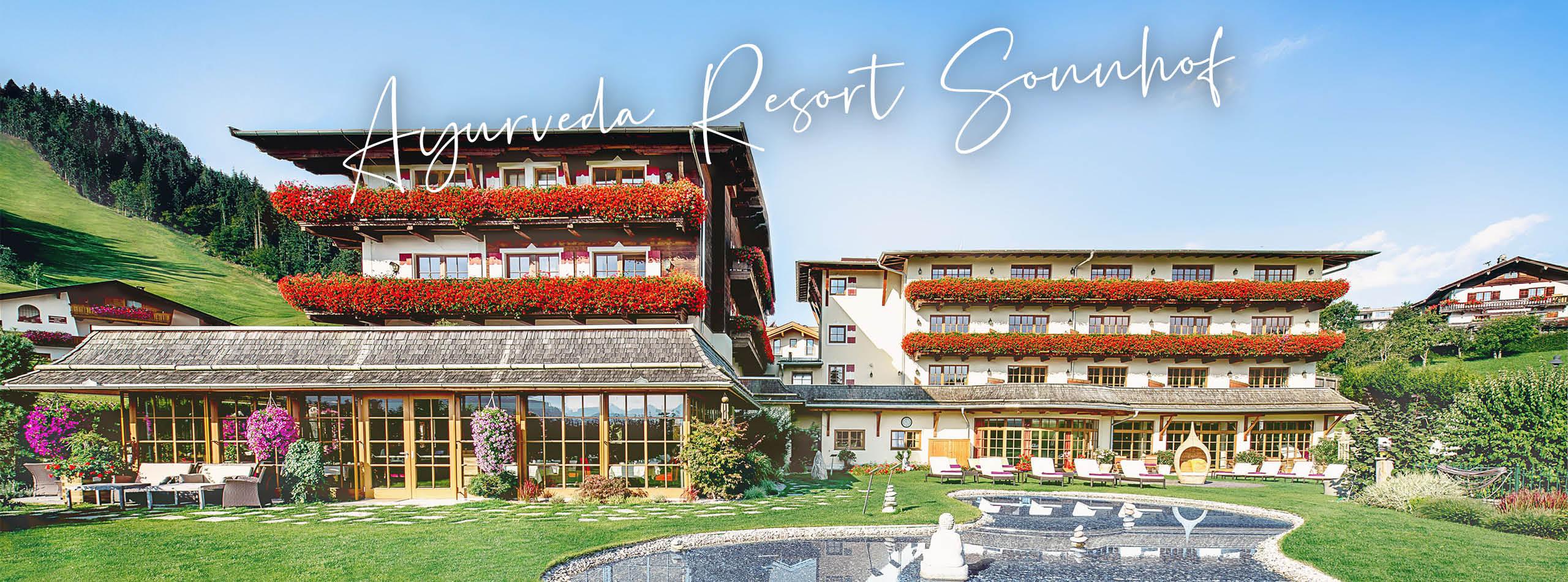 Niche Destinations Hotel Collection Ayurveda Resort Sonnhof
