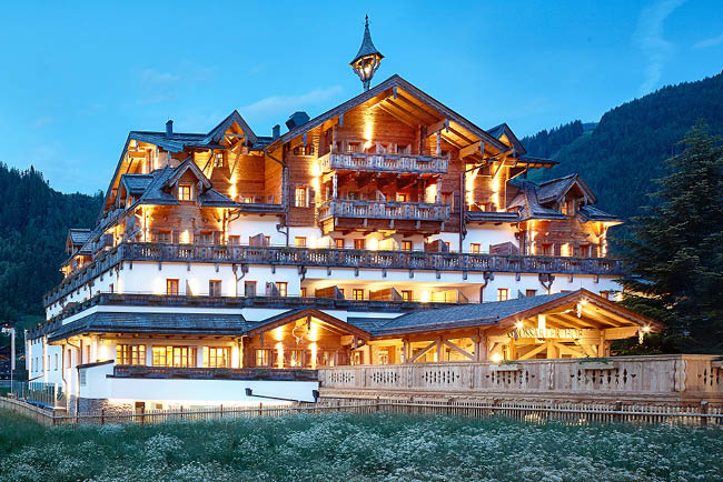 Niche Destinations hotel collection Grossarler Hof SalzburgerLand