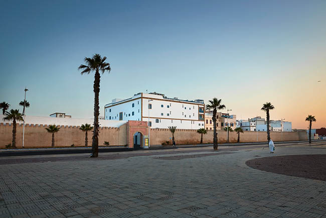 Niche Destinatons hotel collection Heure Bleue Palais Essaouira Morocco