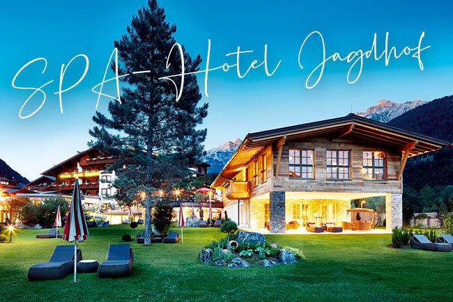 Niche Destinations hotel collection SPA Hotel Jagdhof Tyrol