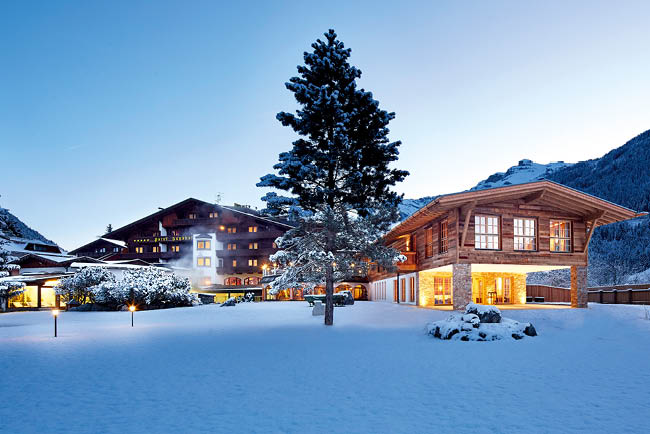 Niche Destinations hotel collection SPA Hotel Jagdhof Tyrol