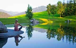 Reduce with Hildegard Hotel Pirchner Hof Farm Reith Tyrol Austria