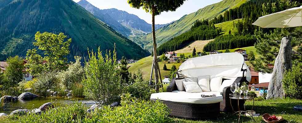 SPA break at a special rate Singer Sporthotel & SPA Berwang Tyrol Austria