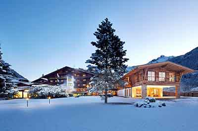 Winter Spa Hotel Jagdhof Neustift Tyrol Austria - Niche Destinations
