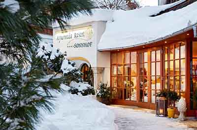 Winter Ayurveda Resort Sonnhof Austria Tyrol - Niche Destionations