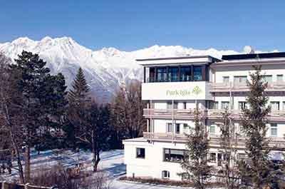 Winter Park Igls Tyrol Austria Hotel Health & Wellbeing