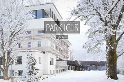 Winter - Mayr clinic Park Igls Tyrol Austria - Health & Wellbeing - Niche Destinations