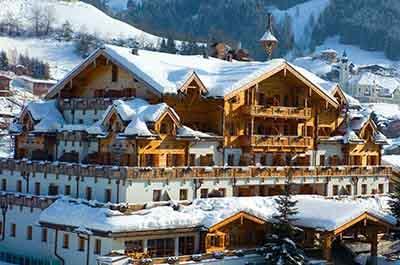 Winter GROSSARLER HOF Grossarl Wellness Salzburg SalzburgerLand