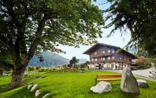Ayurveda Resort Sonnhof Lindhof Thiersee Tirol Farm