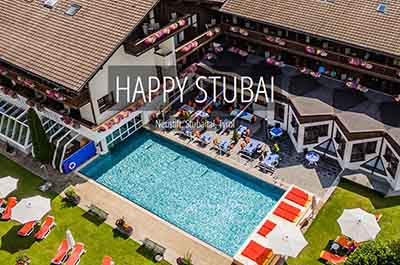 Happy Stubai Stubai Tyrol Austria