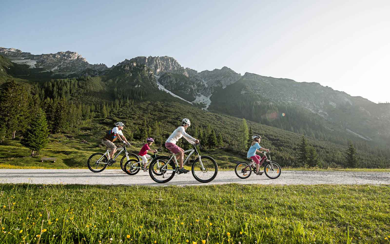 Biken Happy Stubai Hotel Hostel Neustift Stubaital