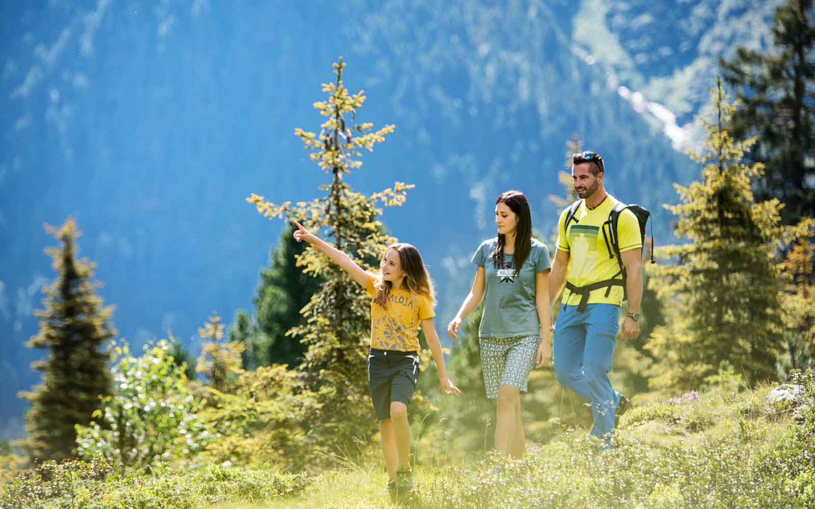 Wandern Happy Stubai Hotel Hostel Neustift Stubaital