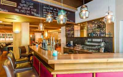 Bar Happy Stubai Hotel Hostel Neustift Stubaital