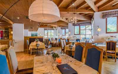 Restaurant Happy Stubai Hotel Hostel Neustift Stubaital