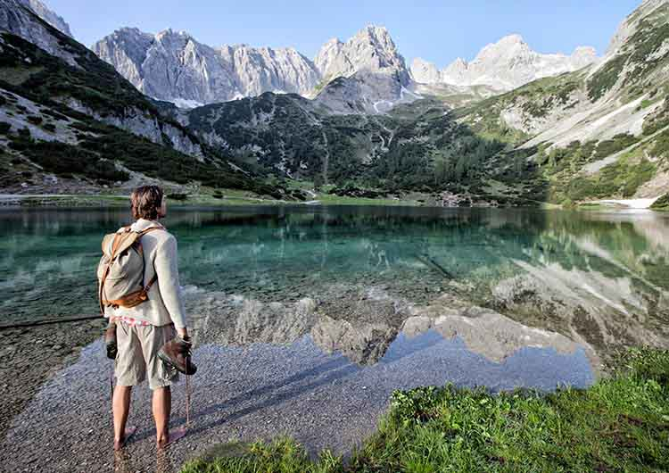 Nature Hiking Singer Sporthotel & SPA Berwang Tyrol Austria