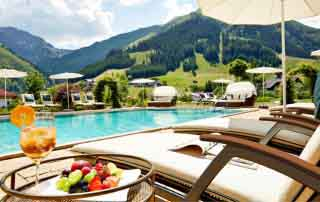 SPA break at a special rate Singer Sporthotel & SPA Berwang Tyrol Austria