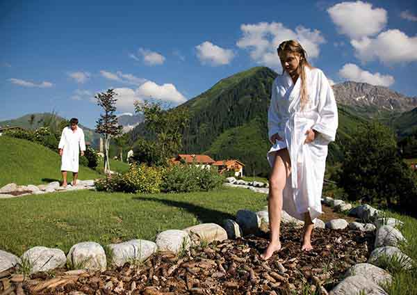 SPA break at a special rate Singer Sporthotel & SPA Berwang Tyrol