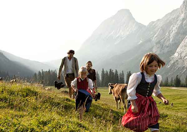 Singer Sporthotel Spa Tirol Niche Destinations Austria
