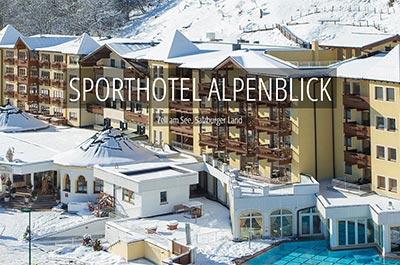 porthotel Alpenblick Zell am See SalzburgerLand Austria Niche Destination