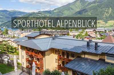 Sporthotel Alpenblick Zell am See Austria