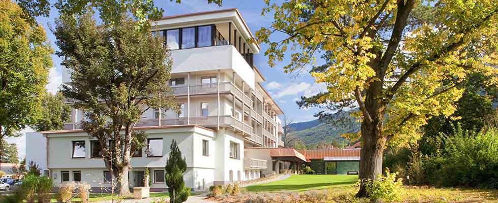 sleep Park Igls Innsbruck Austria Moderne Mayr Medizin