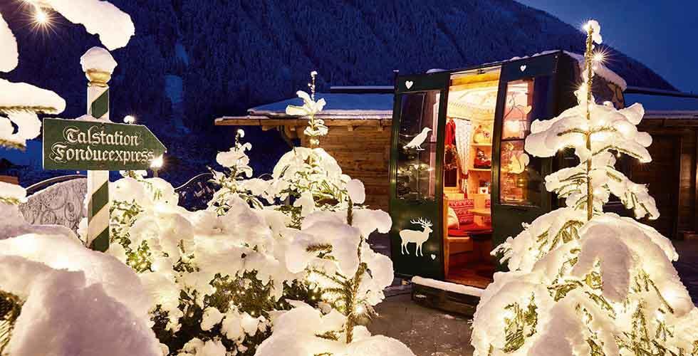Austrian Advent Relais Chateaux Hotel Jagdhof Stubaital Tyrol Nice Destinations