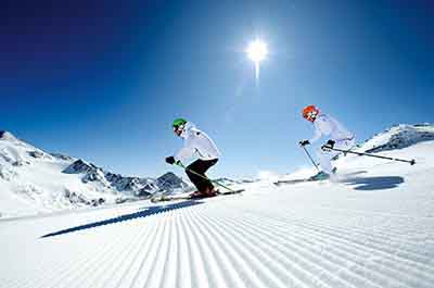 Glacier ski - Relais Chateaux SPA Hotel Jagdhof Neustift Stubai valley Tyrol - Niche-Destinations