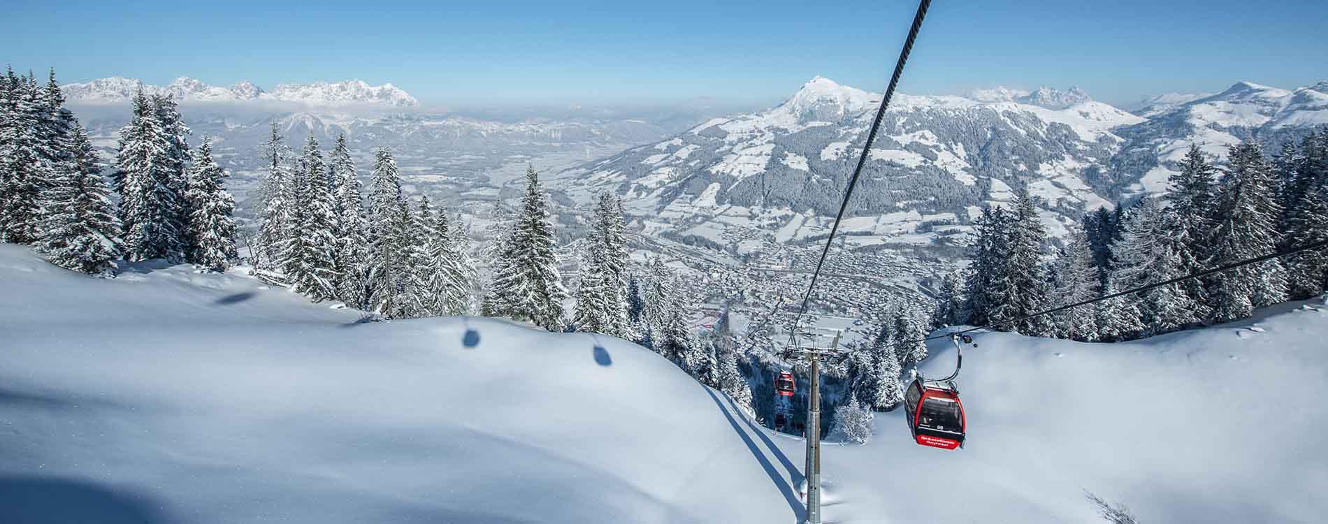 Gourmet ski galore Hotel Rosengarten Kirchberg Tyrol Niche Destinations