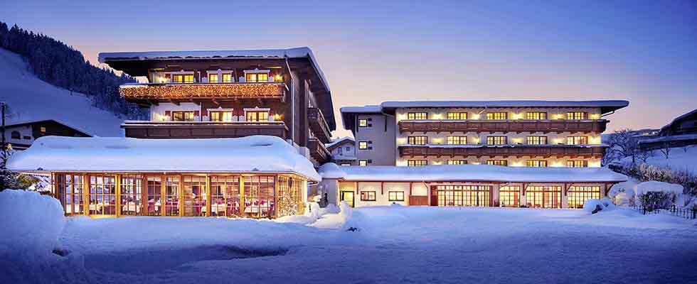 Health Resorts Ayurveda Resort Sonnhof Tyrol Austria Winter