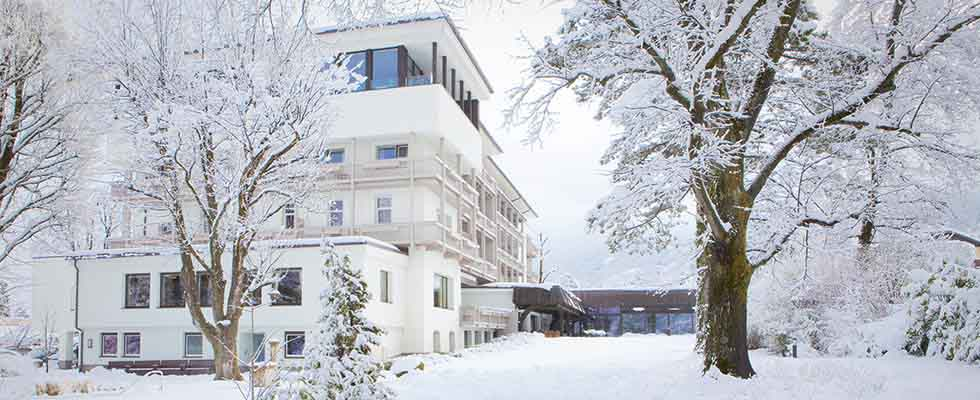 Health Resorts Mayr Clinic Park Igls Austria Tyrol Winter
