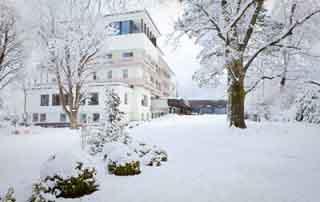 New Year's Eve Park Igls Austria Tyrol Niche Destinations