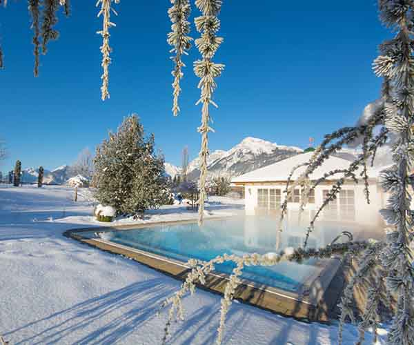 Pirchner Hof winter sport and wellbeing Reith Tyrol Niche Destinations