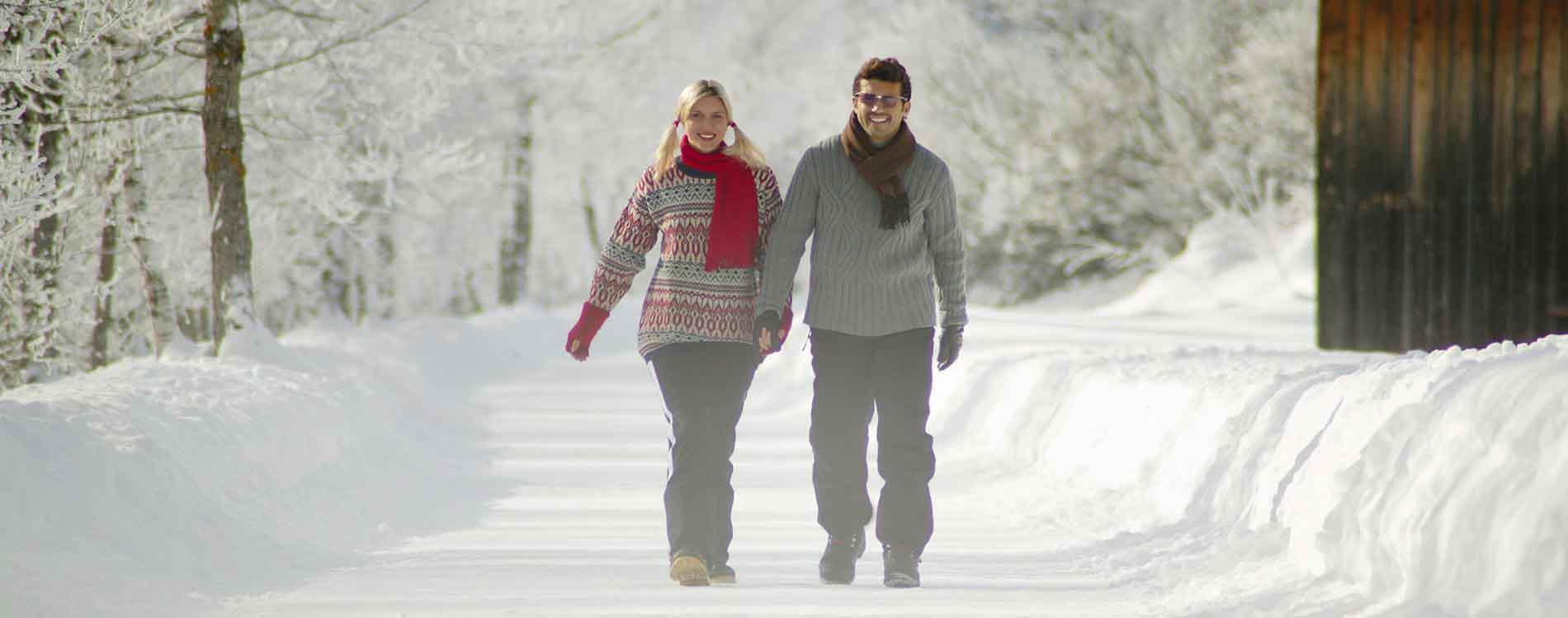 A romantic winter break ski holiday Singer Sporthotel & SPA Berwang Tyrolean Zugspitz Arena Tyrol Austria - Niche Destinations