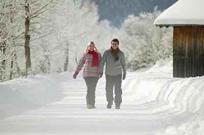 A romantic winter's tale - Relais Chateaux Singer's Sporthotel & SPA Berwang Tyrol - Niche Destinations