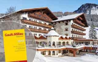 Singer Sporthotel SPA Berwang Tirol Oesterreich Tiroler Zugspitzarena Gault&Millau