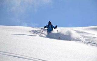 Ski amadé opening - Niche Destinations 4-star-superior hotel GROSSARLER HOF skiing piste snow