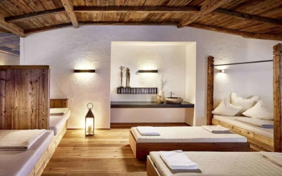 Spa break for two in Tyrol at 5-star Relais & Châteaux SPA-HOTEL Jagdhof in Stubai Valley, Tyrol, Austria - niche destinations