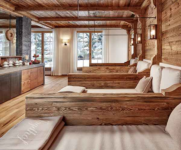 Wellness holiday in Tyrol at 5-star Relais & Châteaux SPA-HOTEL Jagdhof in Stubai Valley, Tyrol, Austria - niche destinations