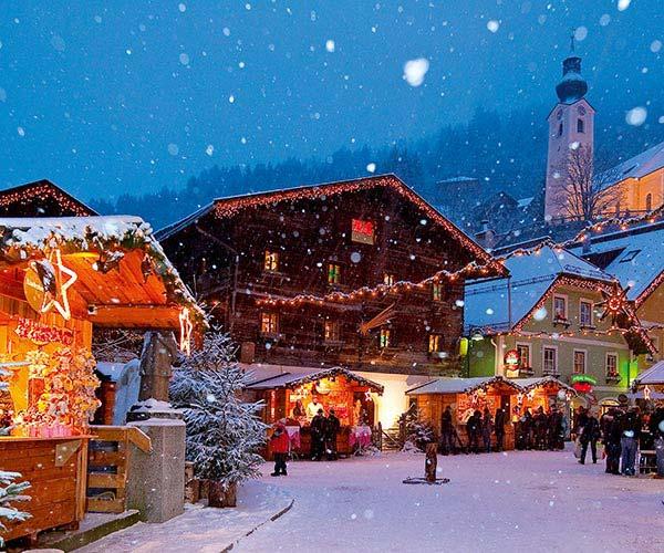christmas market trip - Niche Destinations 4-star-superior hotel GROSSARLER HOF christmas market