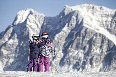 family skiing - family ski holiday - Singer Sporthotel & SPA Berwang Tyrol Austria - Niche Destinations