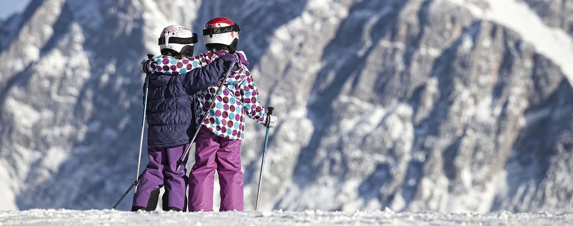 family skiing - family ski holiday - Singer Sporthotel & SPA Berwang Tyrol Austria - Niche Destinations