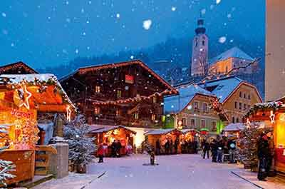 Advent in the Grossarl valley GROSSARLER HOF Niche Destinations