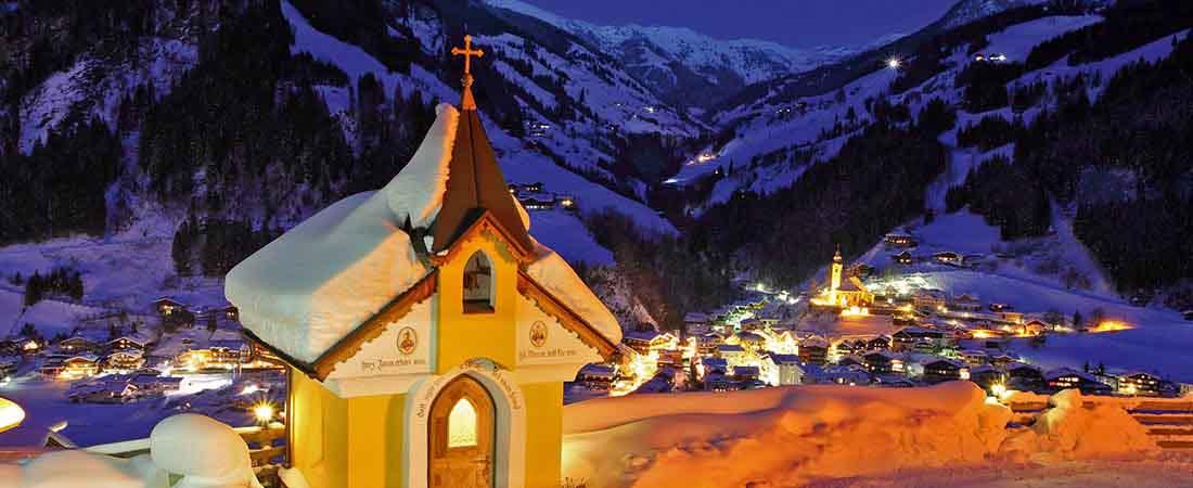 Advent in the Grossarl valley GROSSARLER HOF Niche Destinations