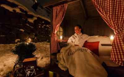 Christmas @Sporthotel Alpenblick Zell am See Salzburg Austria - Niche Destinations