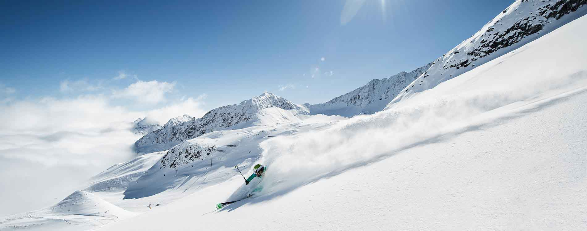 Stubai Super Ski @Happy Stubai Stubai in Neustift in the Austrian Tyrol - Niche Destinations