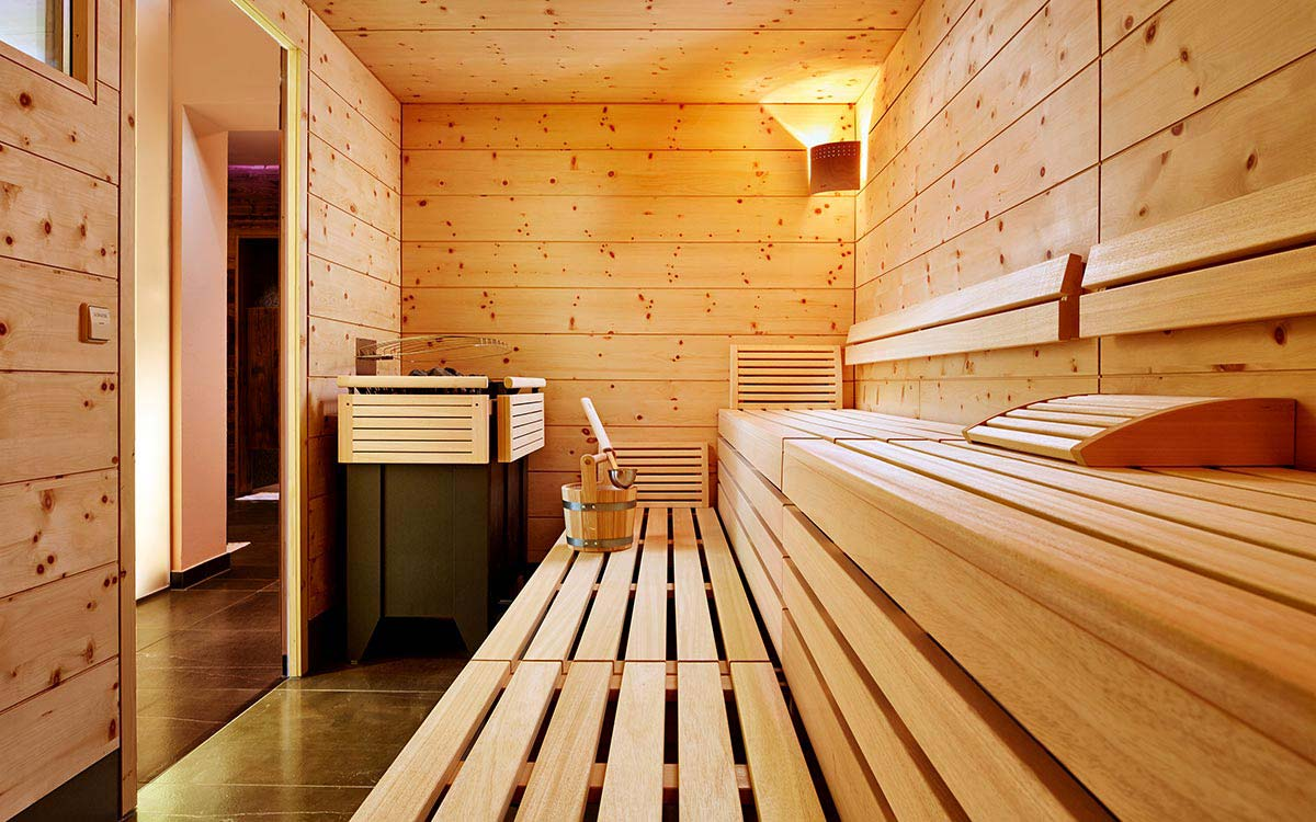 Ski touring holiday - Niche Destinations 4-star-superior hotel GROSSARLER HOF sauna