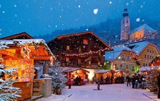 christmas holiday - Niche Destinations 4-star-superior hotel GROSSARLER HOF christmas market
