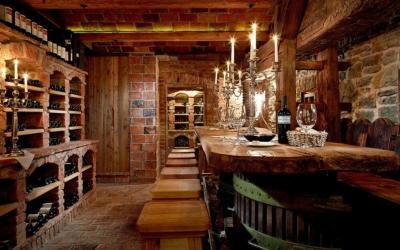 hotel and dinner deal - Niche Destinations 4-star-superior hotel GROSSARLER HOF wine cellar